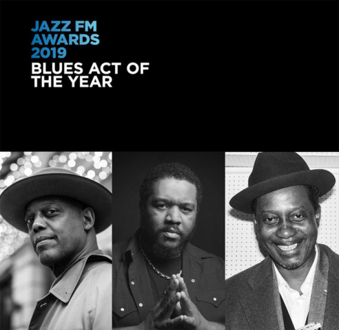 nominees for Jazz FM Blues Act of the Year 2019